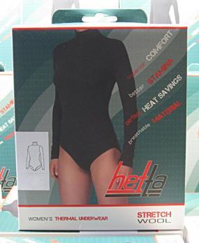 Термободи женское с шерстью 50% Hetta WT04 L sagnei