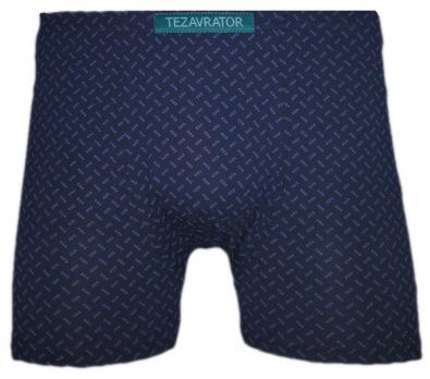 Трусы-шорты мужские Tezavrator МШ 950018 46 синие