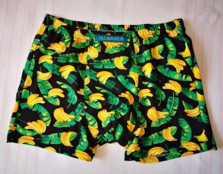 Трусы-шорты мужские Tezavrator МШ 950410 48 бананы