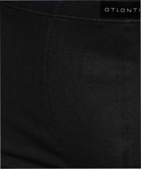 Трусы-шорты мужские Atlantic BMH-007 XXL черный