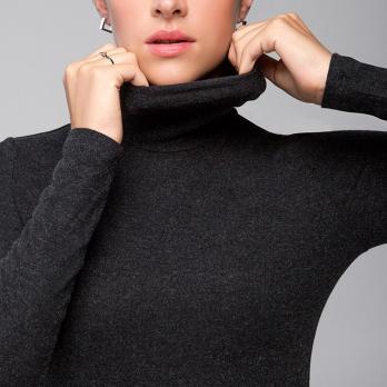 Гольф термо женский с шерстью 50% Hetta WT03 L sagnei